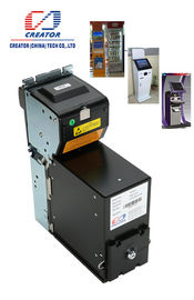 China Smart Mobile Card Payment Machine With Lock And Removable Secure Stacker supplier