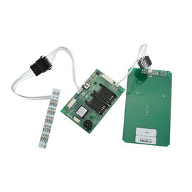 China HF RFID Contactless Card Reader , RF Card Reader With 70mm Reading Distance supplier