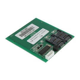 China 13.56 MHz Integrated Access Control RFID Card Reader With RS 232 Interface supplier