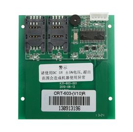 China Utility 13.56 MHz Contactless RFID Card Reader For Windows XP / Windows 7 supplier