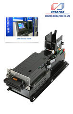 China Magnetic Smart Card Dispenser For RFID / IC Card , Automatic Parking Card Dispenser supplier