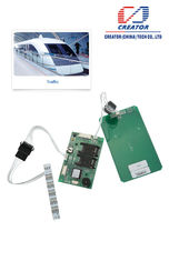 China Fast RFID Card Reader For Access Control Terminals , Kiosk Smart Card Reader supplier