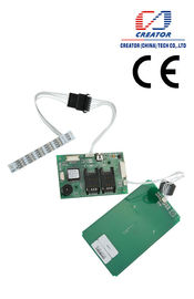 China DC 5V 13.56 MHz Magnetic ATM Card Reader For Bank , Smart RF Card Reader supplier