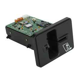 China Smart Magnetic Dip Card Reader RS-232/USB Communication Interface CRT-288-K For ATM distributor