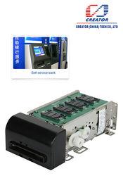 EMV Smart Motorized Card Reader / Kiosk Magnetic Card Reader DC 12V