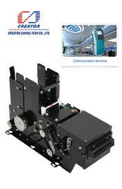 RS-232 IC Magnetic Card Dispenser For Parking Lot / SIM Card Dispenser