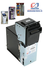 Vending Machine Intelligent Bill Acceptor DC12V , Banknote Currency Acceptor