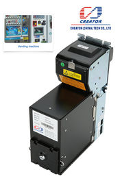 China Anti - Counterfeits  Self Service Payment Machine With  Inductive And Dielectric Sensors distributor