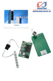 High Security PCSC Compliant Access Control Card Reader , Kiosk RFID Card Reader