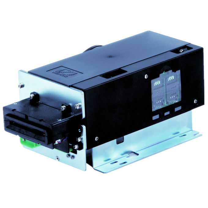 Hybrid Motorized ATM Card Reader